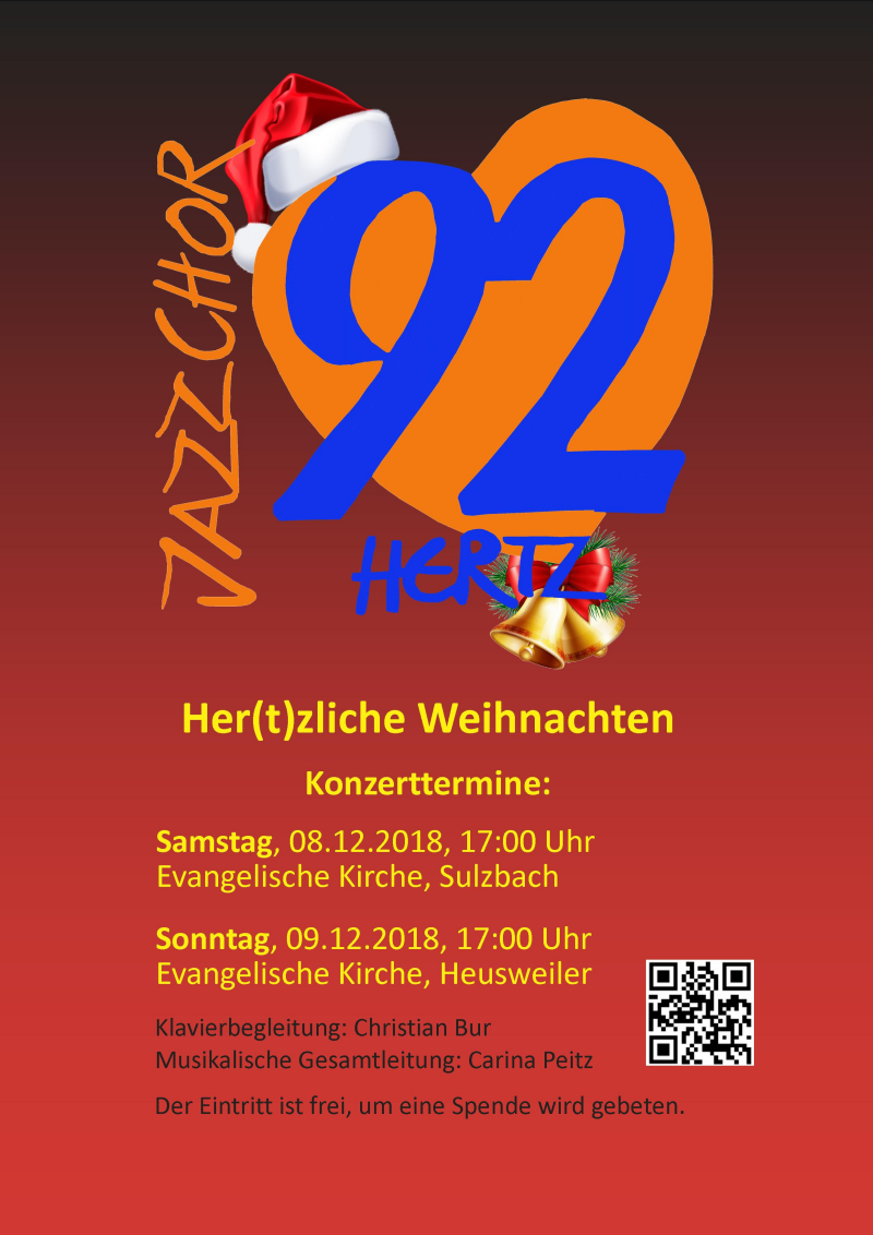 92hertz advent 2018